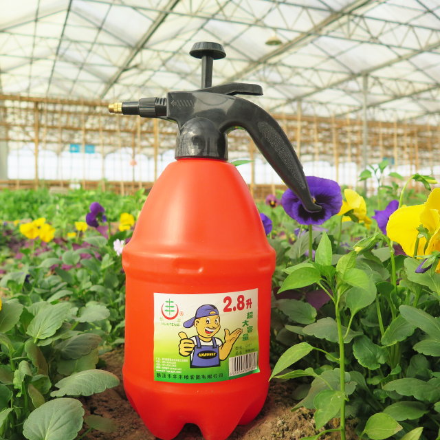 园艺喷壶   燕尾气压式喷水壶 2.8L