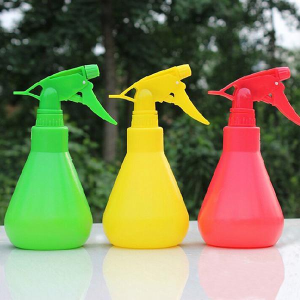 园艺喷壶   彩锥磨砂洒水壶